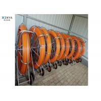 Electric Underground Cable Tools Cable Duct Rodders Conduiting Cable Push Rods