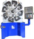 China 4.2mm Three Axes CNC Spring Machine Spring Forming Machine With Link Rocker Design wholesale