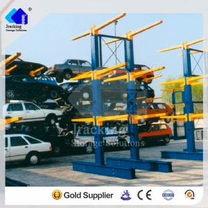 China Outdoor powder coating Heavy duty cantilever racking on sale