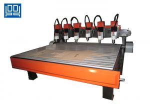 China High Speed Heavy Duty Multi Router Woodworking CNC Router Machine 4x8 Ft on sale