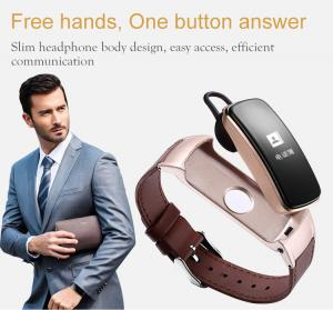 China Smart Bluetooth Sports Activity Bracelet , Touch Screen Smart Watch Wristband on sale