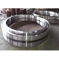 ASTM DIN Standard Forged Steel Rings Stainless Steel For Auto Parts PT Test