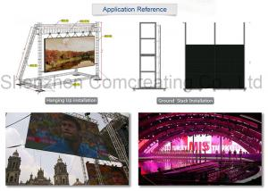 China Light Stage Background P3.125 HD LED Curtain Display Screen for Events on sale