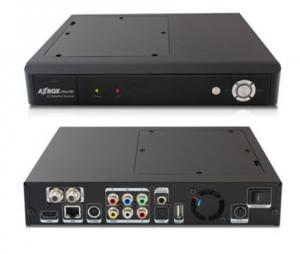 China AZBOX ULTRA High Definition Satellite Receiver DVB-S2 With USB PVR, YOUTUBE, LAN on sale