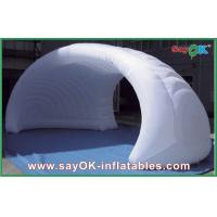 Customized Small Inflatable Air Tent Outdoor Inflatable Advertising Tent