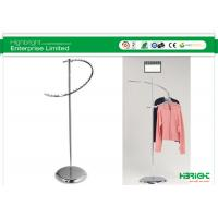 29 Ball Spiral Clothes Rack in Chrome Plating Garment  Display Rack Series