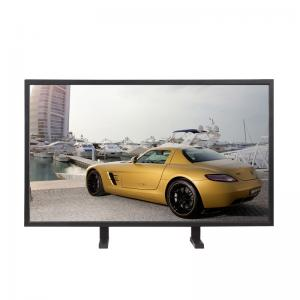 China wall mount 1080P 65 inch Touch Screen LCD Monitor , security LCD monitoring on sale