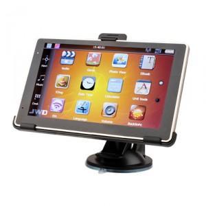 China 5 inch HD Touchscreen GPS Navigator, Sat Nav, GPS Car Navigation on sale