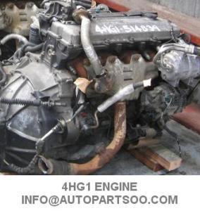 Used ISUZU 4HG1 Engine assy, Usada ISUZU 4HG1 Motor for sale
