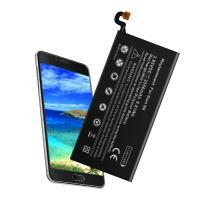 High Capacity Samsung Phone Battery Galaxy S6 100% Pure Cobalt Neutral Printing Logo