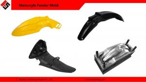 China motrocycle fender plastic mold OEM automotive, two wheeler toolings for E-bicycle on sale