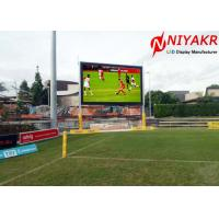 High Refresh Rate 3840 Hz P6 LED Stadium TV Screen For Baseball Basketball