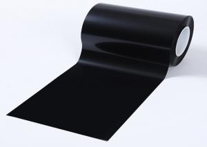 China Anti Static 500mm Insulation Film Polyimide Film Black Waterproof Insulation Tape on sale