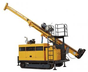 China HYDX -4 Hydraulic Core Drilling Machine Crawler Type Plaform type Trailer Type on sale