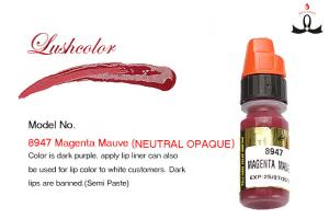 China Natural Magenta Mauve Lip Color Permanent Makeup Lip Pigment for White Skin on sale