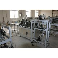 China Full Automatic Medical Gloves Making Machine , 4.4 Kw Disposable Gloves Making Machine on sale