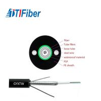 China 24 Core GYXTW Unitube Outdoor Fiber Optic Cable For Communication on sale