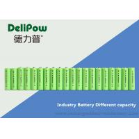 OEM 2200mAh AA NIMH Rechargeable Battery With Long Cycle Life