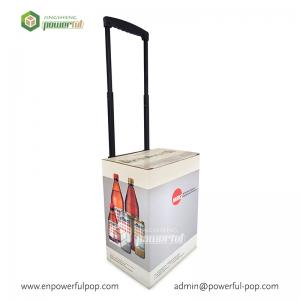 China Fair Trolley Bag Paper, Paper Trolley, Cardboard Trolley on sale