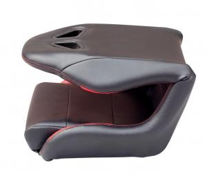 Quality Play Station Game Folding Sport Racing Seat Simulator With double / single for sale