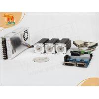 Wantai 3 Axis Nema23 Stepper Motor 57BYGH627 270oz-in(1.9N.m)+3Axis Driver Board TB6560 Milling Engraver Kit