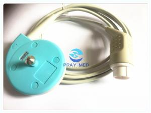 China GE Corometrics Toco Transducer Probe , TPU Toco Transducer Fetal Monitoring on sale
