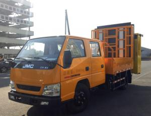 China High Speed Truck Mounted Attenuator With Arrow Mobile Security on sale