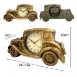 Pendules à lecture digitale de forme de voiture pour la décoration de pièce
