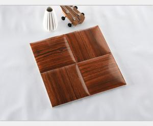 China Full Polised Glazed Subway Tiles Modern Design , 3x6 Gray Subway Tile With ISO9001 Pass on sale