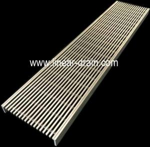 China stainless steel grate for swimming pool drainage on sale