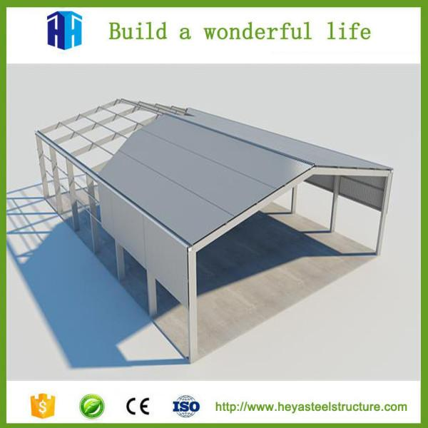 Simple And Reasonable Construction Steel Roof Truss