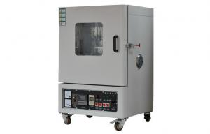 China Stainless Steel Industrial Drying Oven Lab Electric Vacuum Drying Oven Heat Chamber on sale