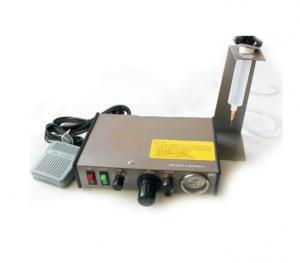 China Semi - Automatic Liquid Dispenser Machine Desktop Industrial Glue Machine on sale