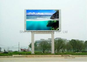 China Advertising LED message board Energy Saving / Commercial dot matrix LED display on sale