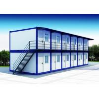 Steel Structure Frame Modern Shipping Container Home  Portable For  Holiday Resort