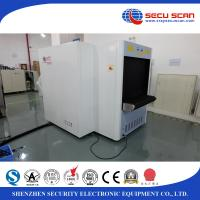 High Penetration Luggage X Ray Machines With Triple View Generator And Monitor