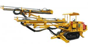 China CMJ2-27 HIGH SPEED DTH ROCK DRILLER FOR BLASTING HOLE IN THE UNDERGROUND COAL MINE on sale