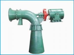 China 50KW Horizontal Small Hydro Turbines for Hotel Water Turbine Power Generator Equipment on sale