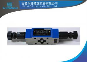 China Flow Control Valve With Check Valve , Hydraulic Pressure Control Valve on sale
