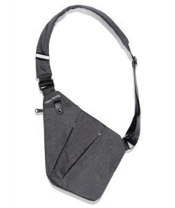 China Nylon Casual Crossbody Custom Messenger Bags for Men 30*22*15 cm on sale