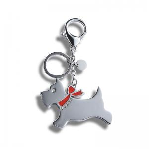 China 3D Metal Key Chain  / Animel Shape Metal Keychain  /  Custom Metal Keyring on sale