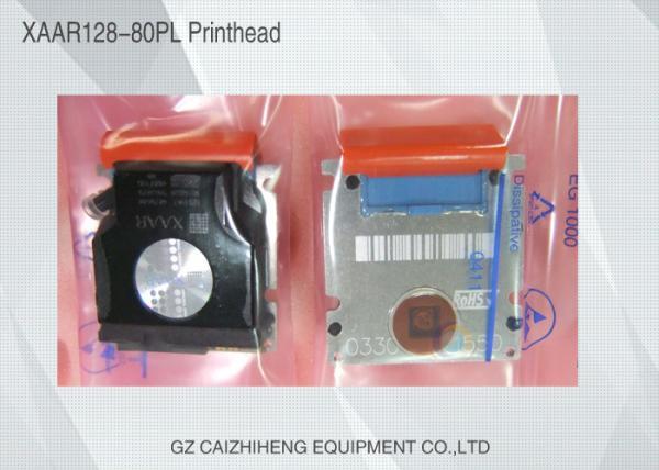 Outdoor Printer Xaar 128 80pl Print Head With Series Number