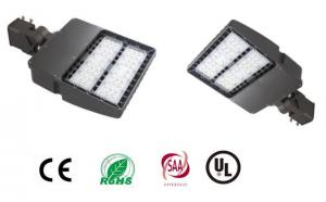 China 100W 13000 Lumen Shoe Box Led Light / IP65 90-277VAC LED Area Light With Meanwell on sale