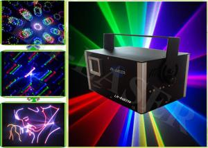 China 1.5W Sound Activated Laser Lights Professional DJ Equipment Strobe Dance Disco on sale