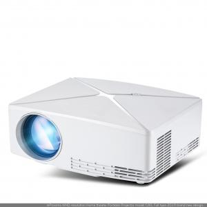 China top sale model inProxima C80 mini led portable projector native 1280x720P, HD READY class better than laser Projector on sale