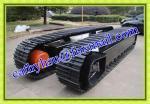 Estrutura de aço de 45 toneladas da trilha (estrutura de aço da esteira rolante da oferta 500-50,000kgs)