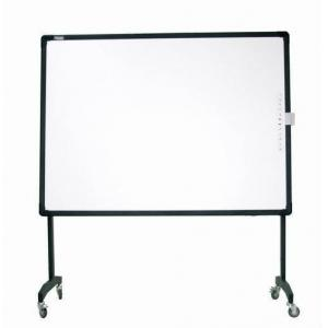 China 101 Inch Mobile Infrared Multi Touch Smart Board for School , RS232 / USB Interface on sale