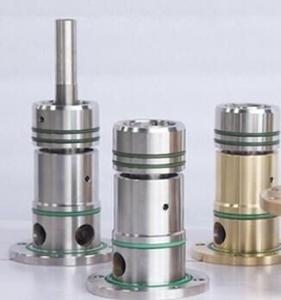China Fluid Water Hydraulic Rotary Union Stainless Steel Joint ID 98771 Threaded Connection on sale