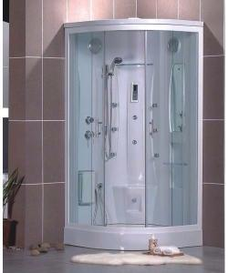 China luxury steam shower cabin in Hangzhou on sale