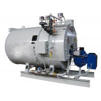 Efficacité à gaz industrielle de chaudière à vapeur de 5 tonnes, chaudière thermique de chauffage de mazout